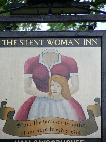 Juthwara, Silent Woman Inn