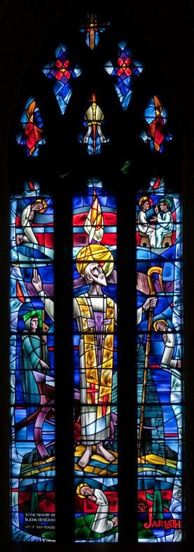 Saint Jarlath's Window Tuam
