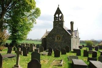 Llansadwrn Church, Llansadwrn, Anglesey, Wales